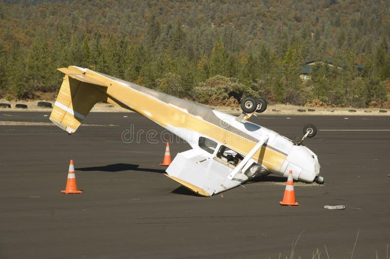 Falsche Landung lizenzfreies stockfoto