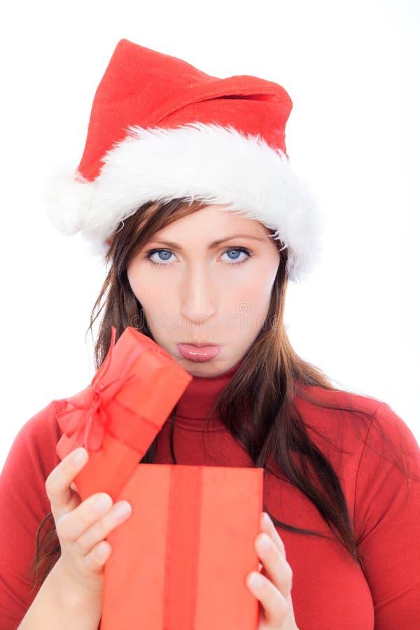 Falsches Geschenk stockbild