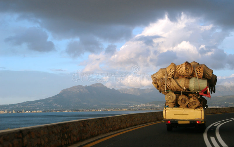 Download False Bay stock photo. Image of holland, cloud, mountains - 4772470