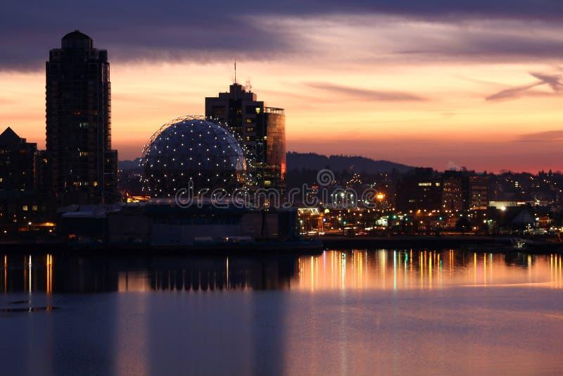 False Creek Dawn, Vancouver