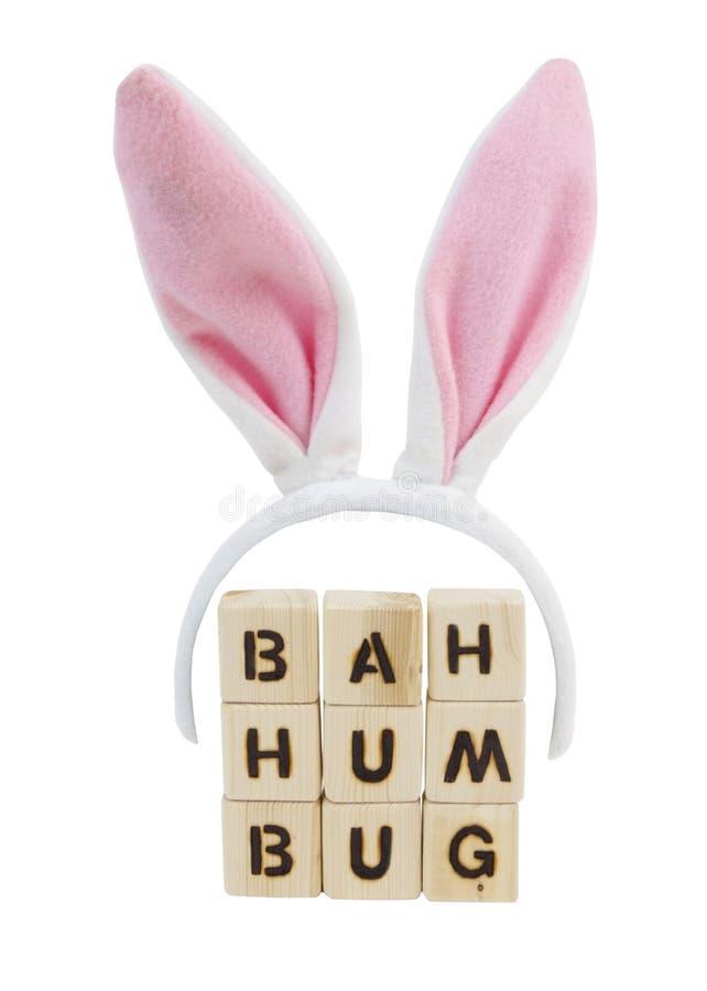 Falsità Pasqua di Bah fotografia stock