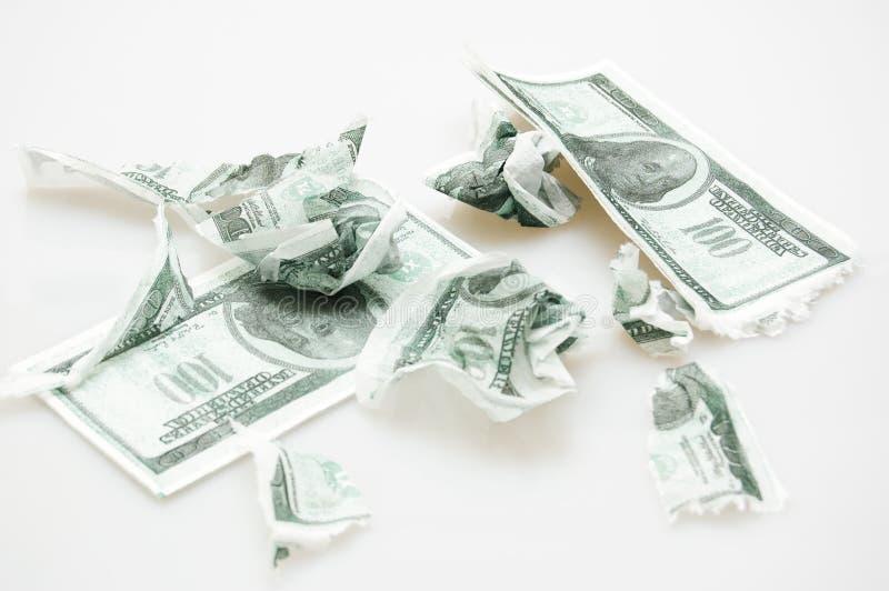 falska dollar arkivbilder
