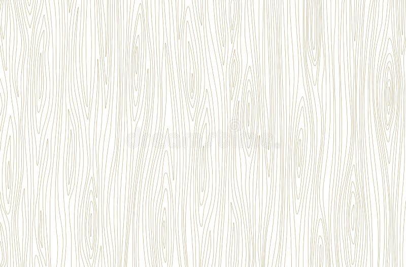 Falso vector de madera de la textura del fondo de Bois stock de ilustración