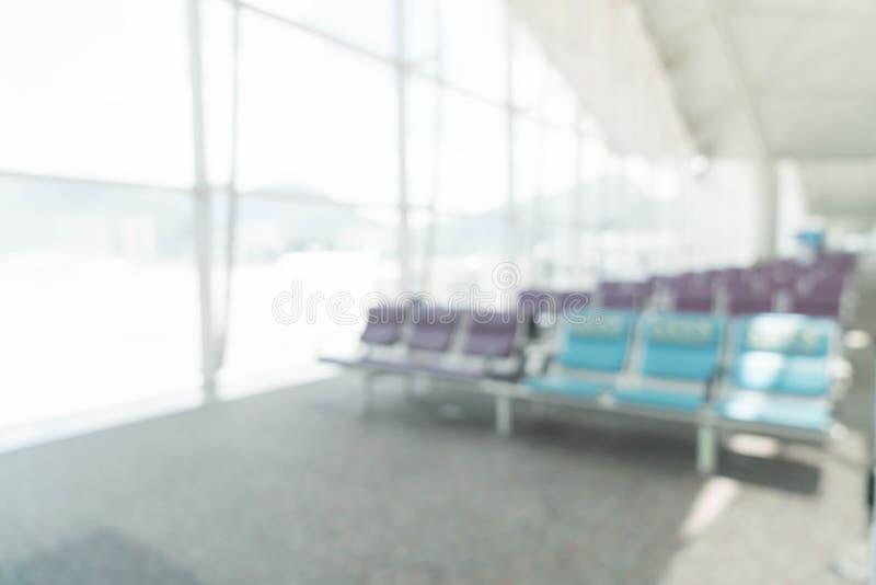 falta de definición abstracta en aeropuerto foto de archivo libre de regalías