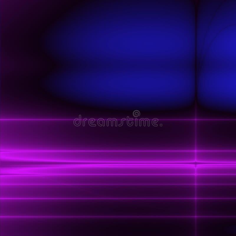 Falta de definición violeta libre illustration