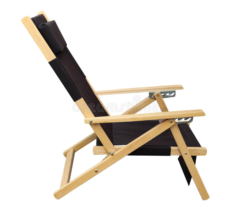 Falte-Stuhl stockfoto