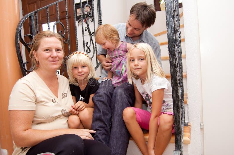 Família foto de stock royalty free