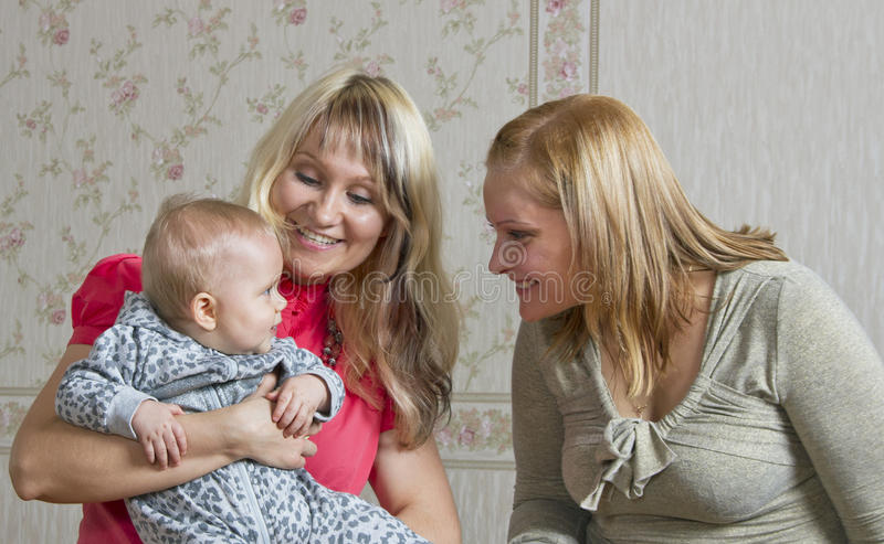Família. fotos de stock royalty free