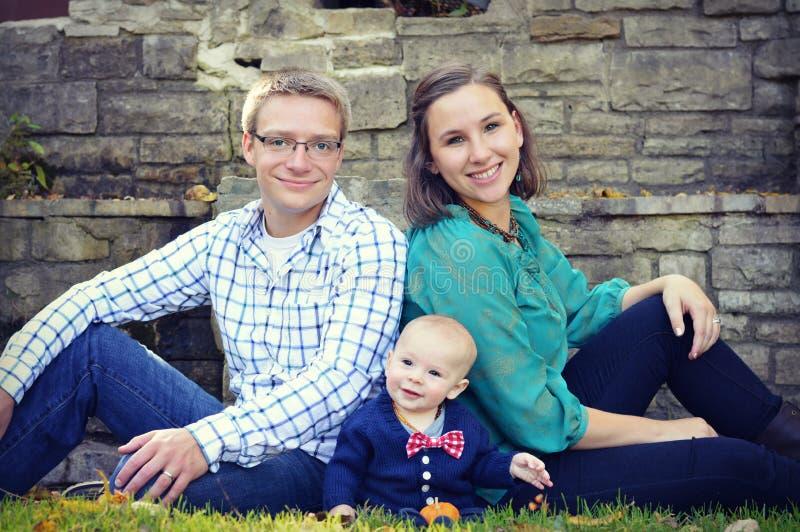 Família fotografia de stock royalty free