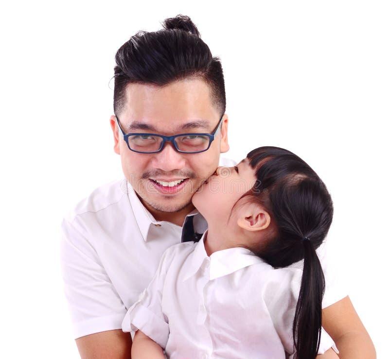 Família feliz asiática imagem de stock royalty free