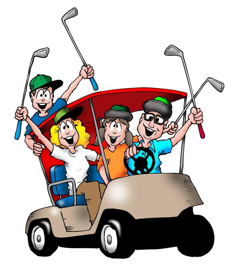 Família Golfing