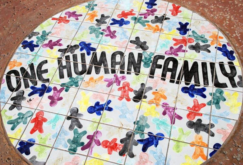 Família humana imagens de stock