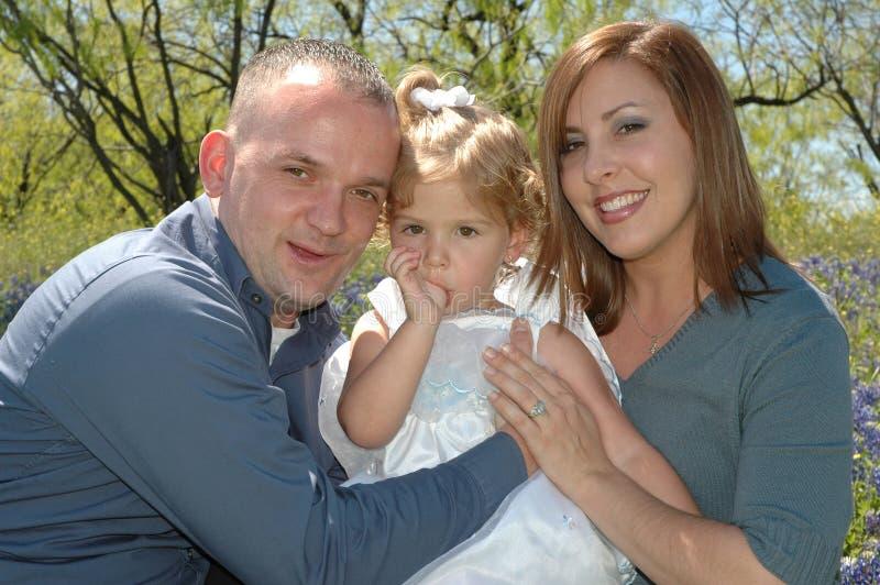 Família junto imagem de stock royalty free