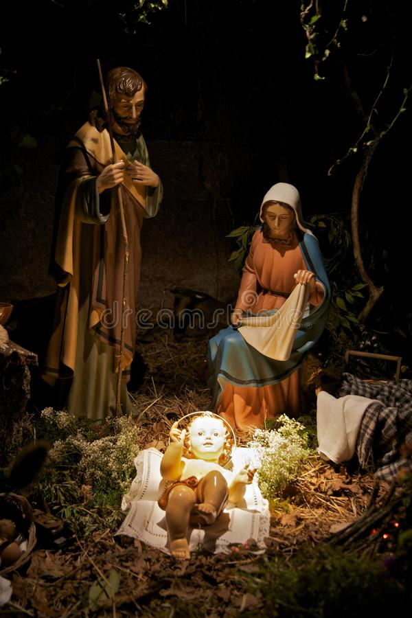 Família sagrado imagens de stock