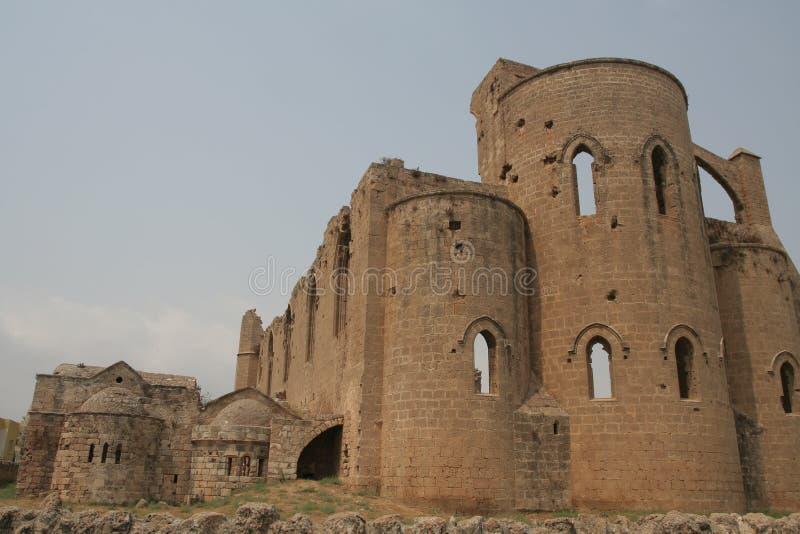 Famagusta royalty-vrije stock foto's