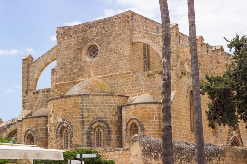 Famagusta, Cyprus royalty-vrije stock afbeeldingen