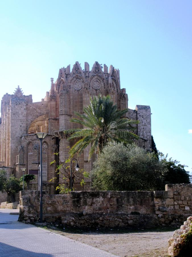 Famagusta  in Northern Cyprus royalty free stock image