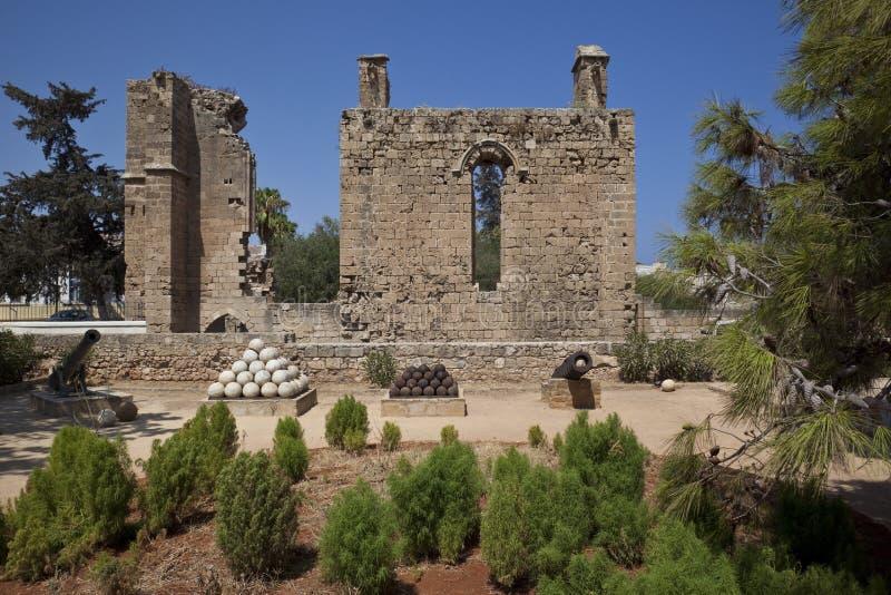 Famagusta - Turkish Cyprus stock images