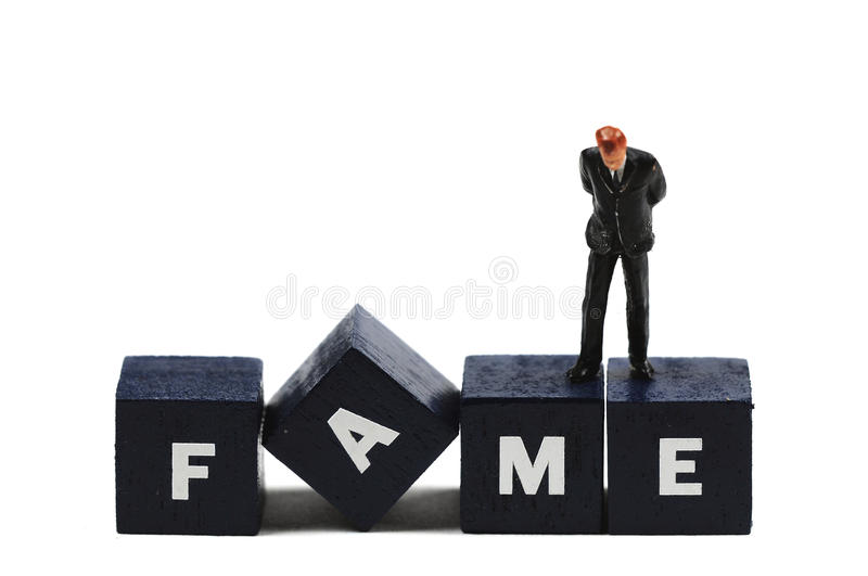 Download Fame Stock Photo - Image: 11856140