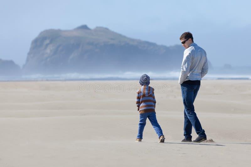 Famiglia nell'Oregon immagine stock libera da diritti