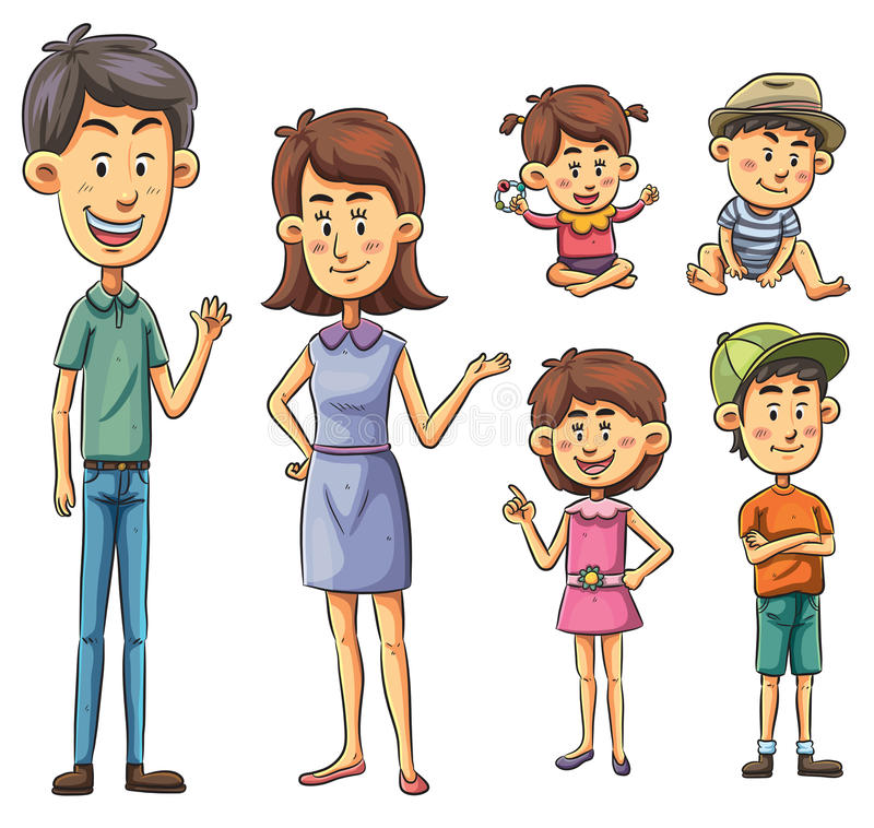 Familia libre illustration