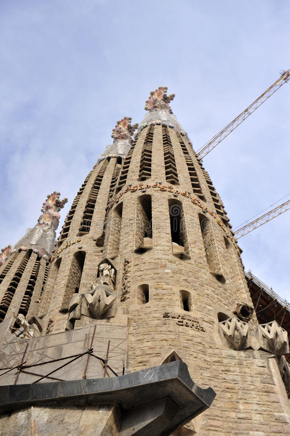 Download Familia Barcelona Royalty Free Stock Images - Image: 12653129