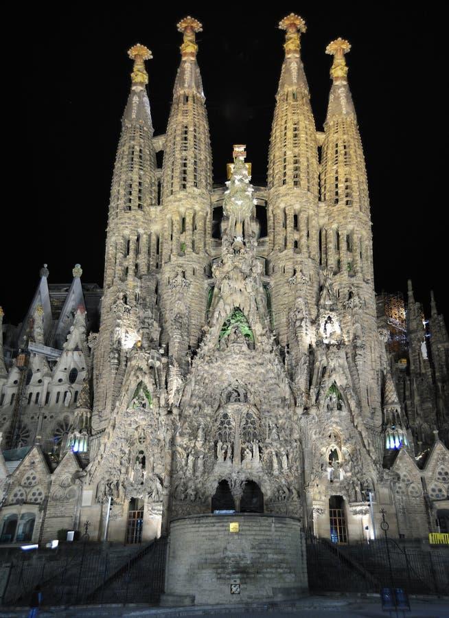 Familia di Sagrada fotografia stock libera da diritti