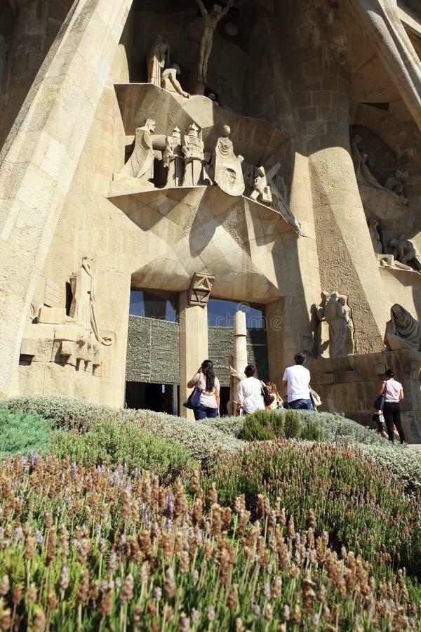 familia Sagrada obrazy stock