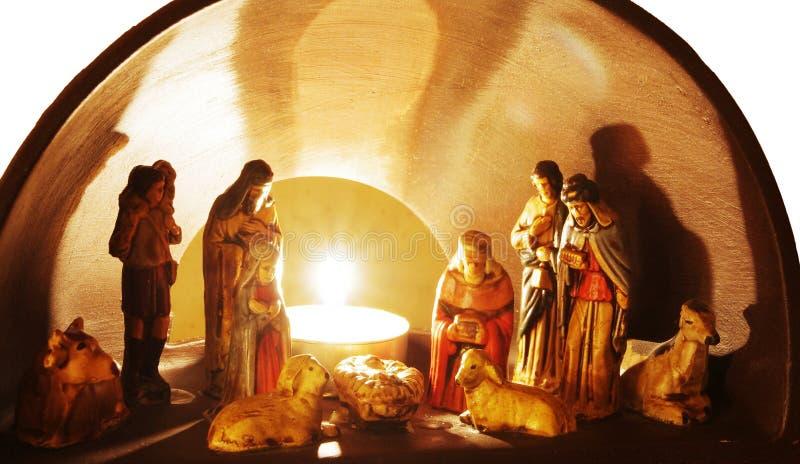 Familia santa imagen de archivo