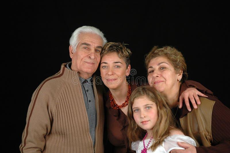 Familie stock foto