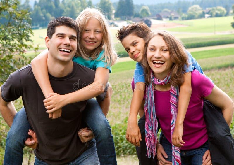 Familie-pret 11 stock foto's
