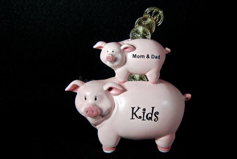 Familien-Erbschaft stockfotos