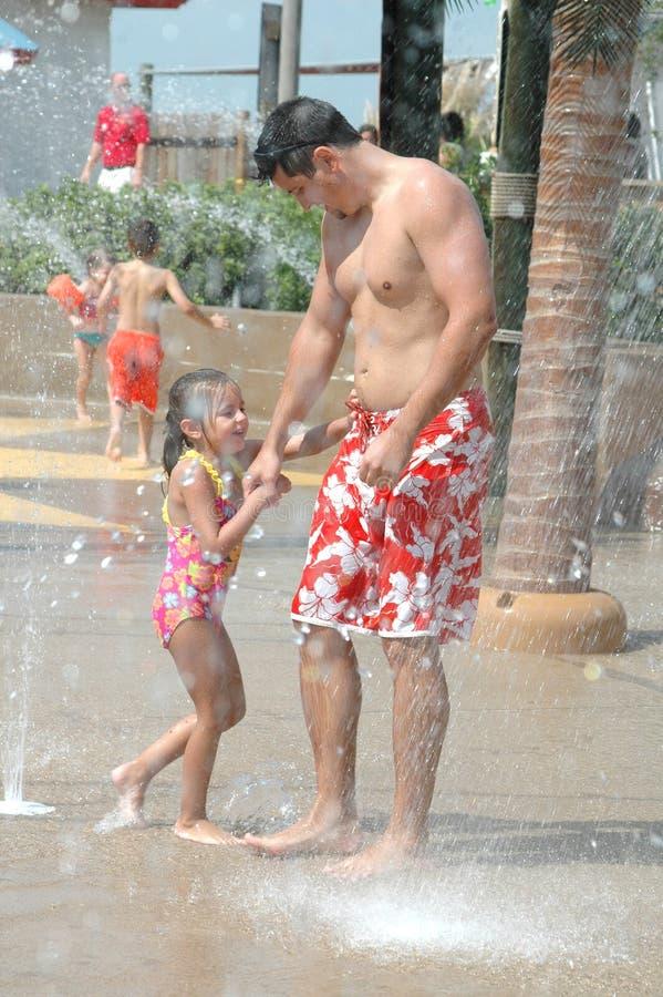 Familien-Spaß lizenzfreies stockfoto
