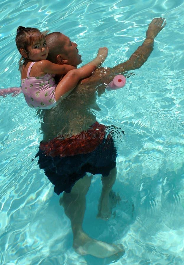Familien-Spaß lizenzfreie stockfotografie
