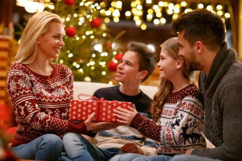Familien Geschenke Weihnachten