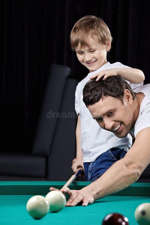 Familienspaß lizenzfreies stockfoto