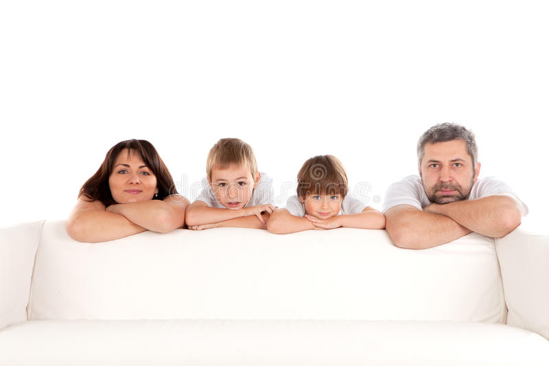 familj royaltyfri fotografi