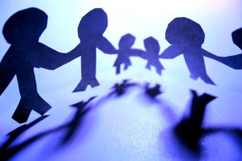 familj arkivfoto