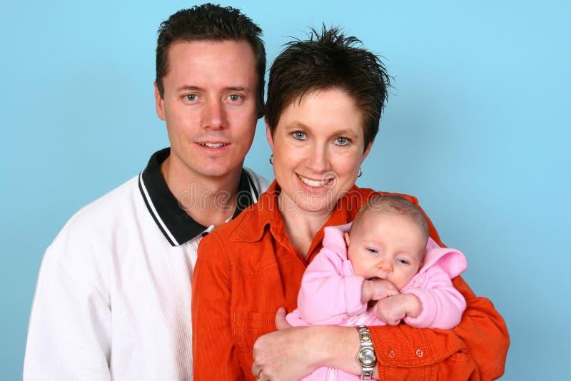 familjbarn arkivfoto