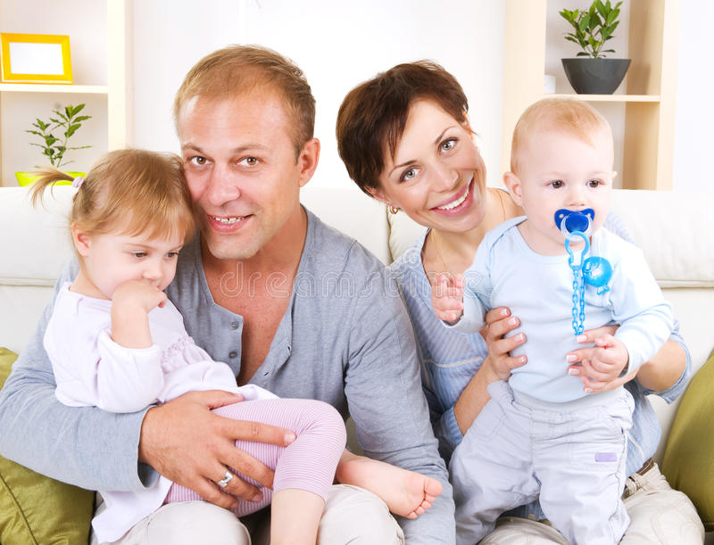 Famille images stock