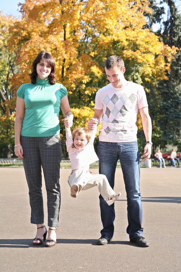 Famille photo libre de droits