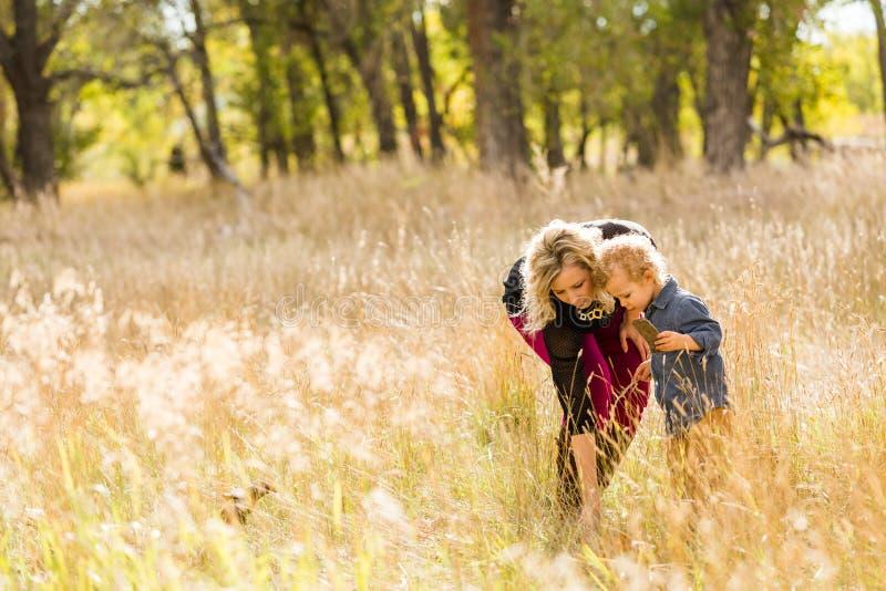 Download Famille image stock. Image du toddler, hommes, montagne - 45355653