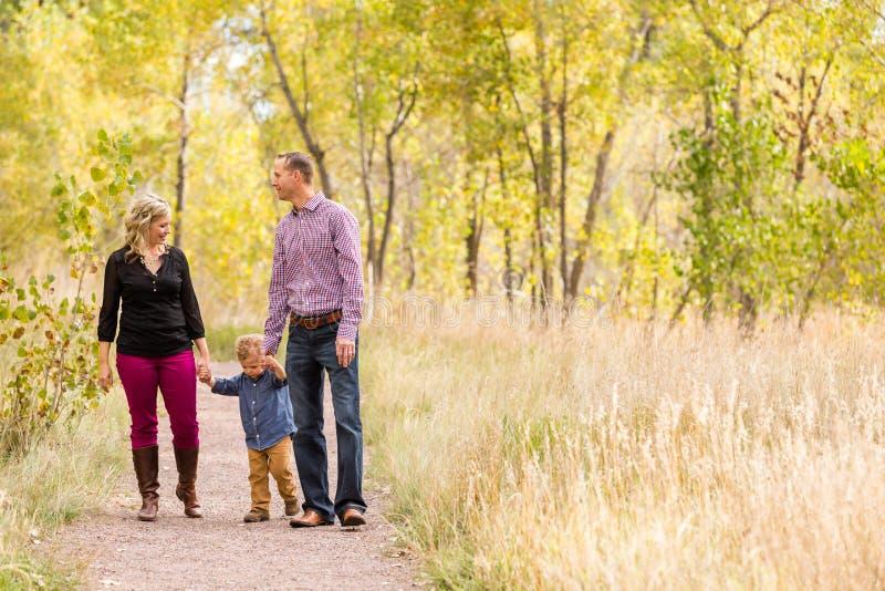 Download Famille photo stock. Image du jeunesse, promenade, montagne - 45355848