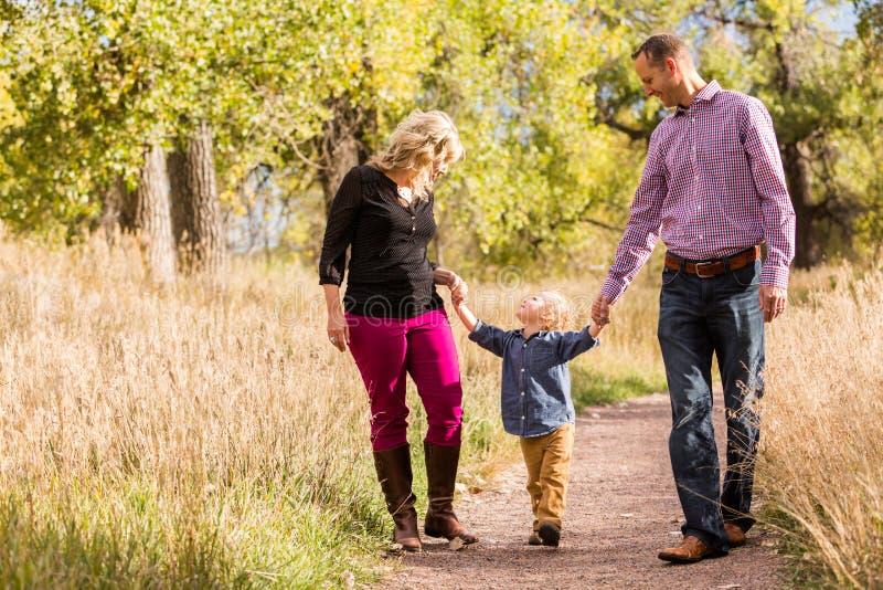 Download Famille photo stock. Image du hommes, maman, père, prairie - 45355970