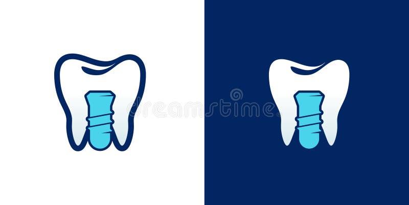 Famille dentaire illustration libre de droits