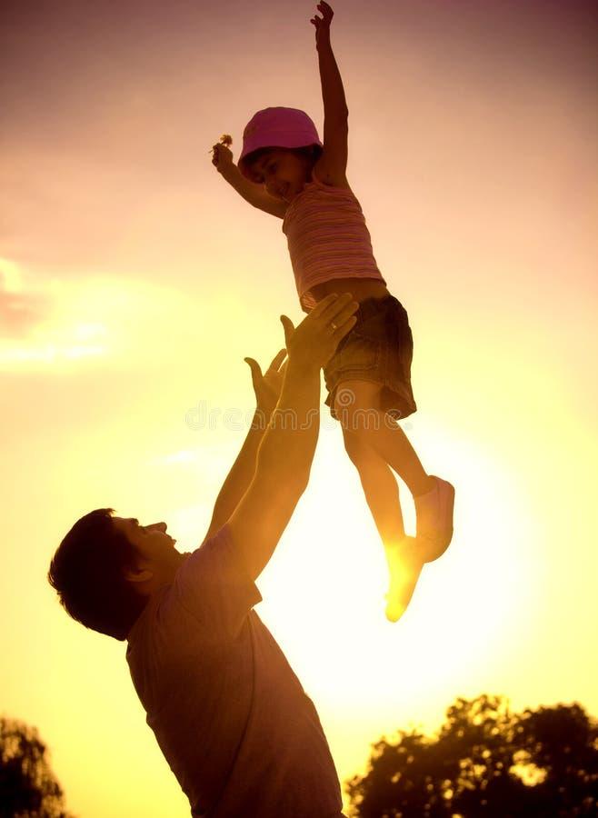 Famille heureux photos libres de droits
