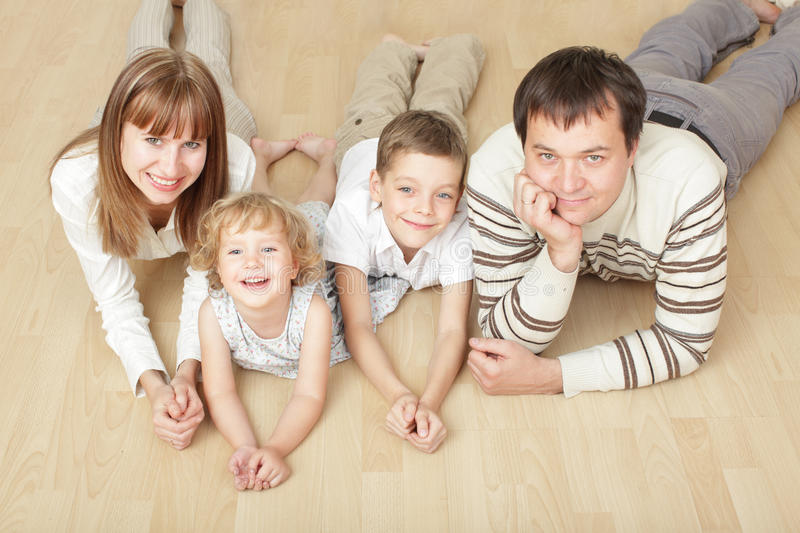 Download Family stock image. Image of family, father, girl, child - 11966523