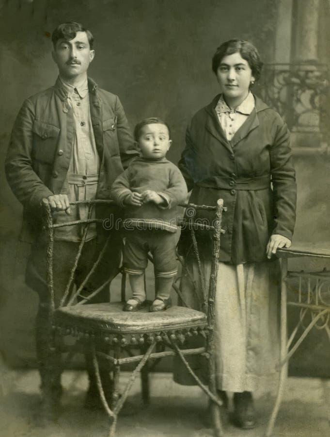 Free Family. Stock Photography - 13406552