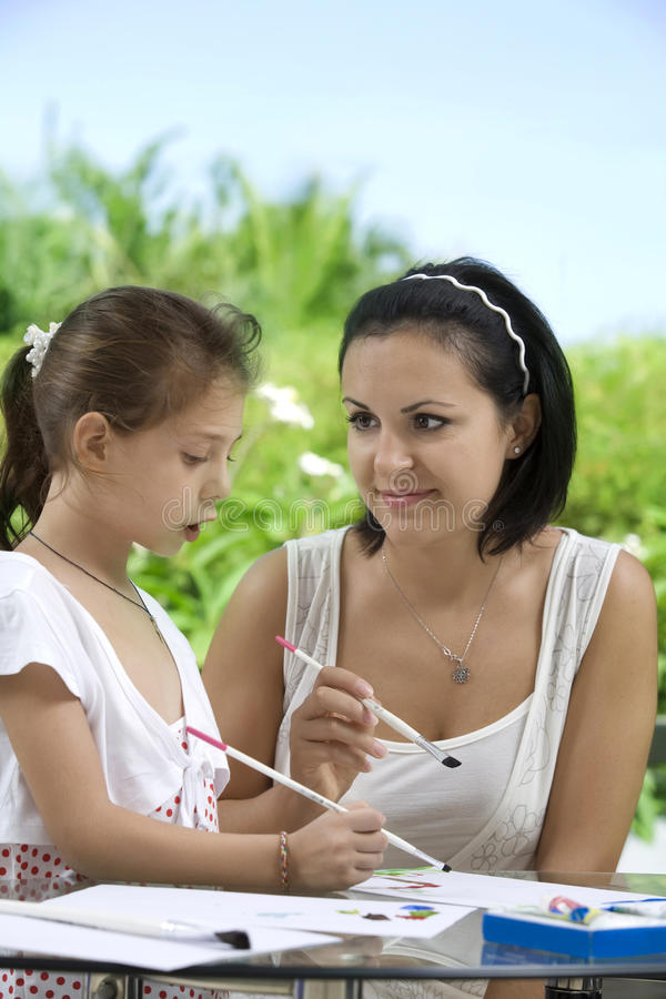 Download Family stock photo. Image of care, happy, beautiful, color - 14559746