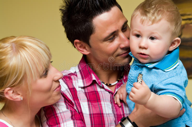 Download Family stock image. Image of hold, handsome, young, caucasian - 15954019